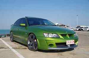 2003 HSV CLUBSPORT Manual Leanyer Darwin City Preview