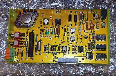 Hewlett Packard Hp 19232-60010 Tcd Detector Board For Hp 5890 Gas Chromatograph