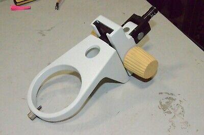 Stereo Microscope Adjustment Focusing Arm Head Holder
