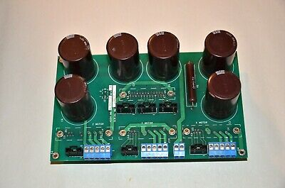 Melco Embroidery Machine Emt 104t Pcb Driver Assy. 010023-01