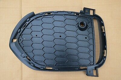 2014-2018 Bmw X5 Right Side Front Bumper Lower Outer Grille 51118056856