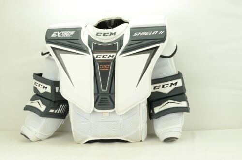 CCM Extreme Flex Shield II Goalie Chest Protector Senior Size Small (0817-0158)