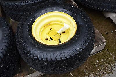 Lva11675 John Deere 4010 Wheel Tire Titan Multi Trac 20x8.00-10
