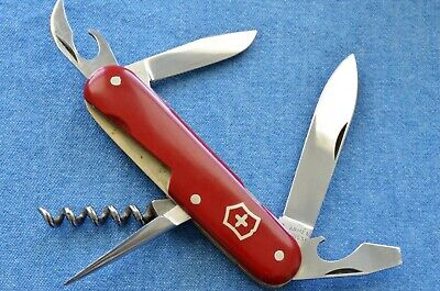 c1940s VTG N MINT Victorinox 234/Spartan VICTORIA ARMEE SUISSE Swiss Army Knife