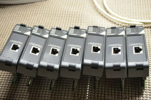 AUTOMATION DIRECT H2-ECOM100 10/100  Ethernet 10/100Base-T (One piece)