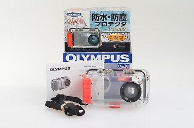 - OLYMPUS PT-002 PROTECTIVE CASE OLYMPUS D-220L, D-320L, D-340L, D340R, D-360L