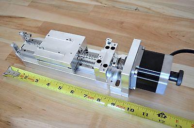 New Techmetric Precision Linear Actuator W Vexta Nema23 Stepper -cnc Z-axis Diy