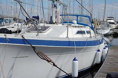 Moody 33s Sailing Yacht
