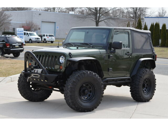 Image 1 of Jeep: Wrangler 4WD 2dr…