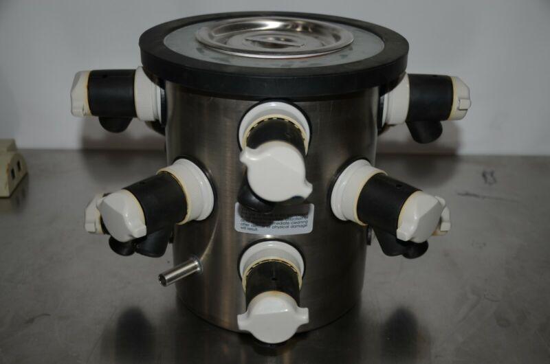 Labconco 12 Port Dry Ice Benchtop Freeze Dryer, -75°C, -103°F 1L