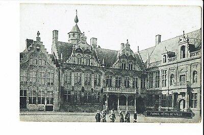 CPA-Carte postale- BELGIQUE Veurne - Hôtel de ville  - S1409