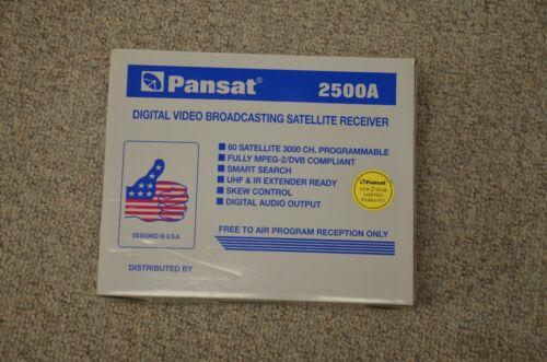 Pansat Digital Satelite Receiver