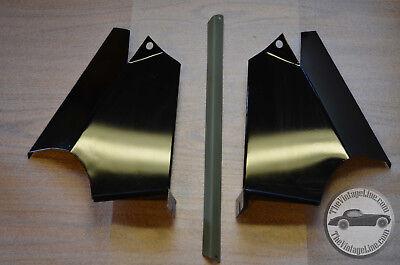Austin Healey 100/6 3000 radiator deflector set
