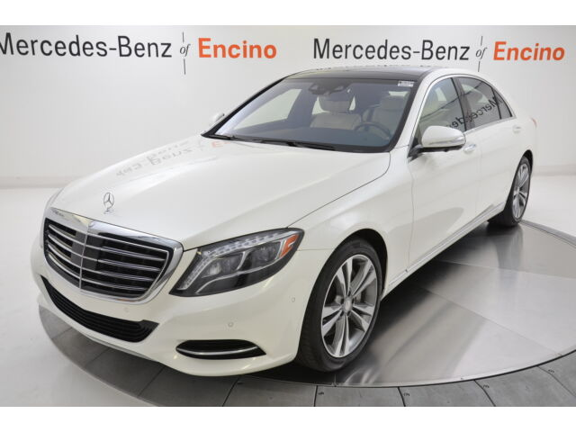 Image 1 of Mercedes-Benz: S-Class…