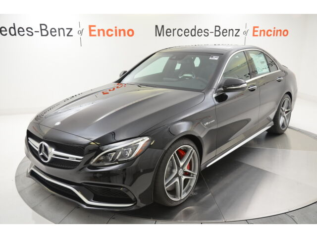 Image 1 of Mercedes-Benz: C-Class…
