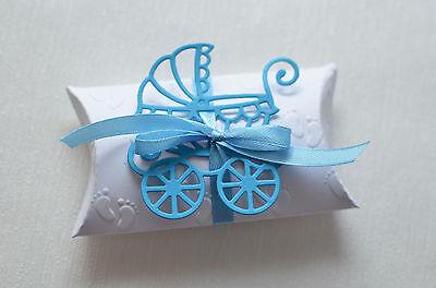 Gastgeschenke Geschenkbox  Babyparty Baby Junge Taufe Geburt  N.1