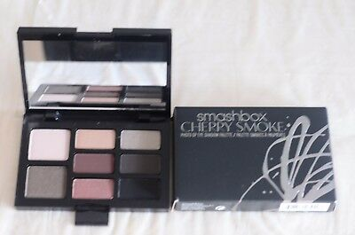 Smashbox Cosmetics Photo Op Eye Shadow Palette - Cherry Smoke (Limited Edition) ()
