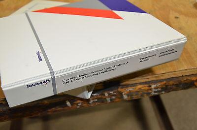 Tektronixs Csa803c Csa-803c Signal Analyzer Programmer Manual 11801c