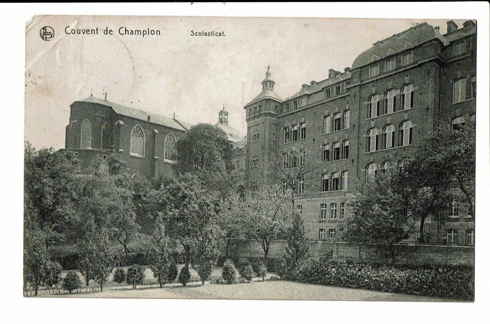 CPA-Carte postale--Belgique - Couvent de Champion- S4562