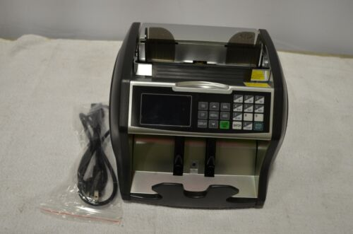 Royal Sovereign RBC4500 Black / Silver Variable Speed Currency Counter