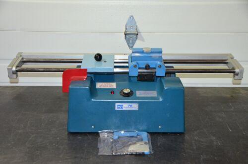 Hacker Instruments H/I-76 Microtome Knife Sharpener Model 250 w/ Diamond Honing