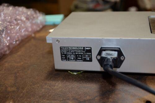 ATV Technology Precision Hot Plate HT-302D HT HT302 D
