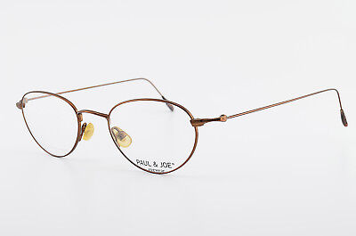 PAUL & JOE Eyewear Brille Italia Independent Polo Classic 237 3FB Panto Bronze M