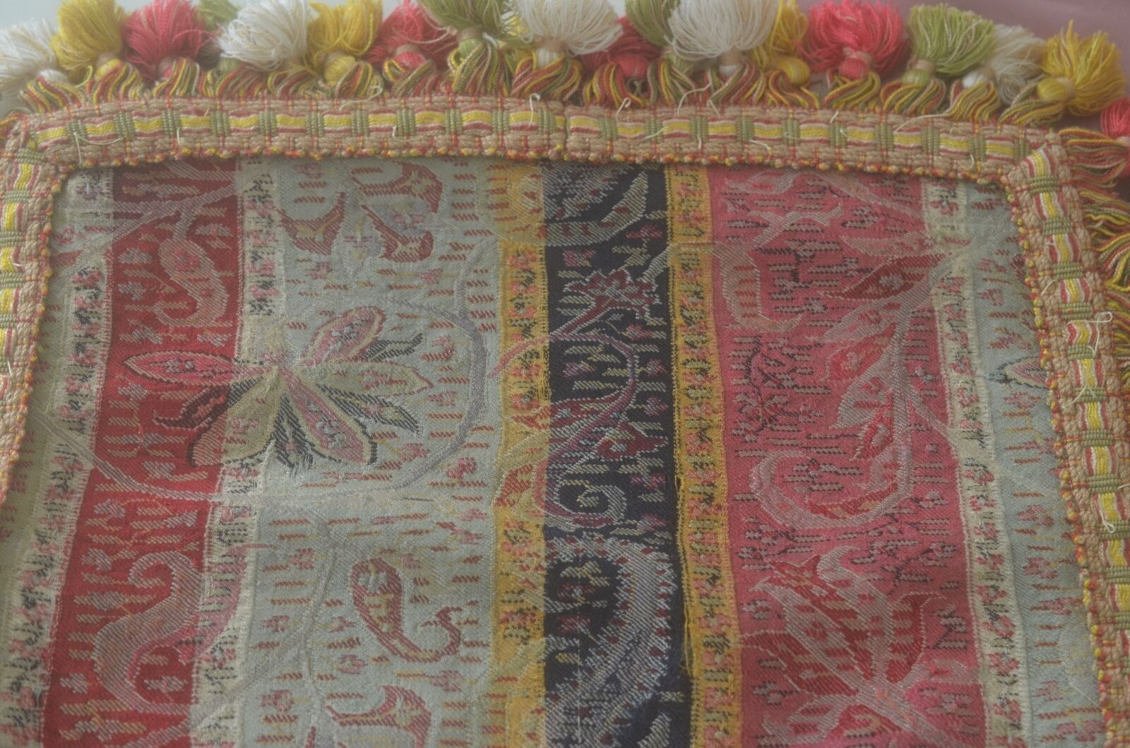 history of kashmiri embroidery Origin and history the land of kashmir etched its beautiful essence in the form of kashida embroidery into the fashion world way back in the mughal period which was patronized by the emperors and the royals of that era.