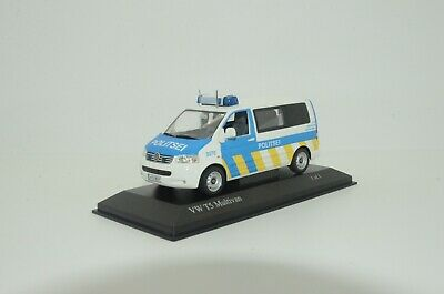 Used, RARE !!! VW T5 Estonia Politsei Police Custom Made 1/43   for sale  Shipping to United States
