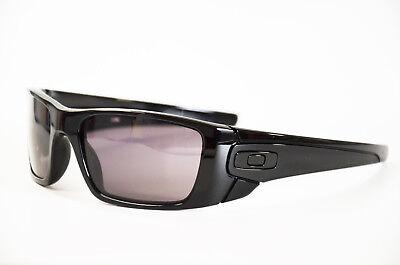 Original OAKLEY Fuel Cell OO 9096 01 Black Herren Kunststoff Sonnenbrille Neu