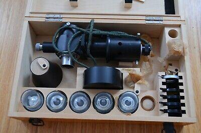 Lomo Illuminator Of Reflected Light Dark And Bright Field Oi-21 For Microscope