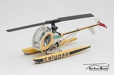 Rumpf-Bausatz Hughes 269 / Schweizer 300C Calypso 1:32 für Blade mCPX BL