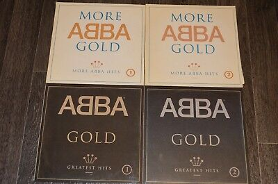 abba gold 4 lp vinyl