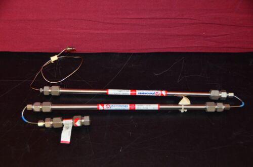 Phenomenex Phenogel Hplc Columns 5 10-5a 300 X 7.8mm & 10 104a & 50 X 7.8 Guard