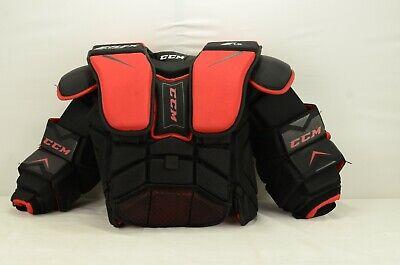 CCM Extreme Flex Shield E1.5 Goalie Chest Protector Junior Size Small/Med (0318)