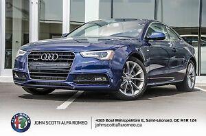 2015 Audi A5 KOMFORT 2.0T LOW KMS