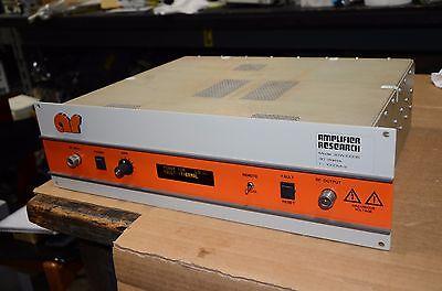 Amplifier Research 30w1000b 30 Watt 1 Ghz Rf Power Amplifier
