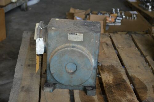 Reliance Tigear Speed Reducer 30:1 Ratio, Size 140F30, Input RPM 1750, HP 2.00