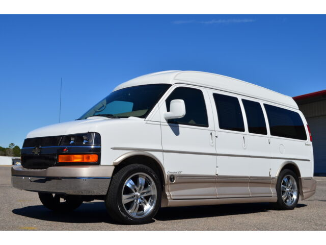 Warsaw Buick Gmc >> 2006 Chevrolet Express Explorer Conversion Van Limited Se Low Miles Hightop Nice - Used ...