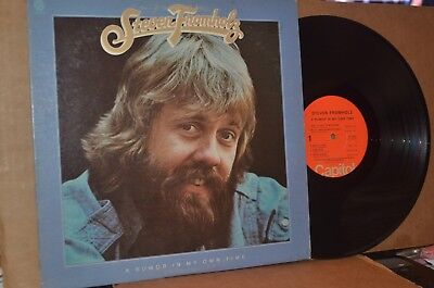 STEVEN FROMHOLZ: A RUMOR IN MY OWN TIME; 1976 CAPITOL 11521 VG++ LP; NOT ON CD