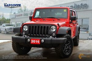 2016 Jeep Wrangler Unlimited Sport 2016 Jeep Wrangler Unlimit...