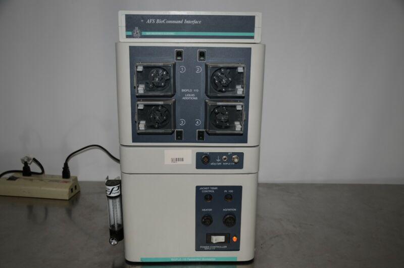 New Brunswick Scientific BIOFLO 110 Fermenter Bioreactor