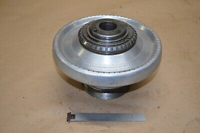 Jacobs Spindle Nose Lathe Chuck W Lo Spindle Mount