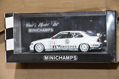 Minichamps 430 962602 BMW 320i STW Cup 1996 Steve SOPER Free Mondial Relay Point