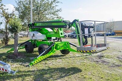 Nifty Sd64 70 Ft Boom Lift 4wd Weighs 8700 Lbs2018swe Can By Year End Save