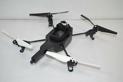 Parrot Ar Drone Quadricopter 2.0 Main Unit Only No Cover Needs Props