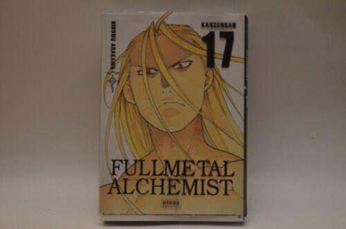 Fullmetal Alchemist Kanzenban Vol. 17 Paperback Book in Spanish Second Edition