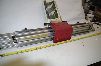 Afag Pneumatic Linear Motion Table Pmp Series Gantry Module 24 Stroke New