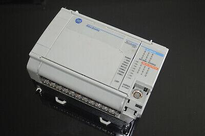 Allen Bradley Micrologix 1500 Cpu 24vdc 1764-24bwa Ser. B
