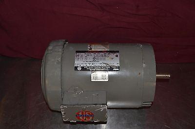 U.s. Electrical Motors Unimount 125 3 Hp 3460 Rpm 3ph 230460v 56c Frame